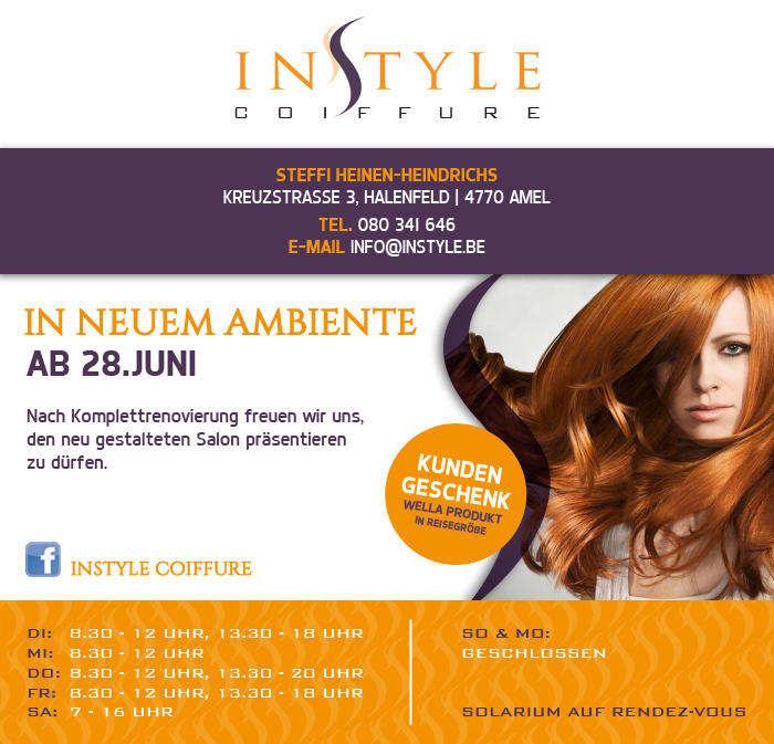 Instyle Coiffure